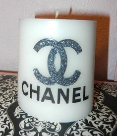 Chanel candles so cute .!!!