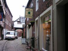 The Good Life vegetarian restaurant in Shrewsbury.