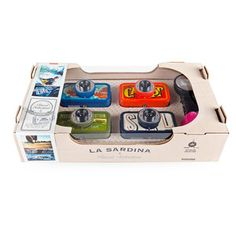 La Sardina Deluxe Kit, $224.10, now featured on Fab.