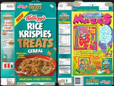 Rice Krispies Treats Cereal – 1993