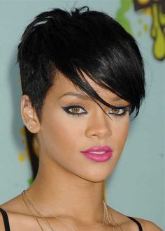 Rihanna Hairstyles The Best Rihanna Haircuts Images Collection Related To Rihanna