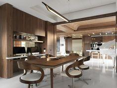 Urban Style HongKong Taiwan Interior Design Companies In London