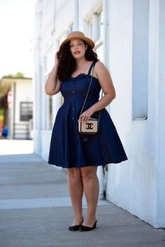 9ca18dc97c580 Important Fashion Tips for Curvy Women (8) Curvy Women Outfits