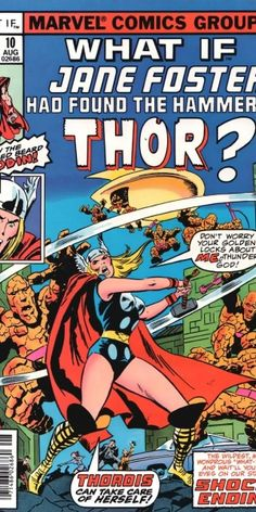 BECOME WORTHY A Detailed Analysis of Marvels New Thor 1 - CBR annotates Jason Aaron  Russell Dauterman's big debut issue, which calls upon five decades of Marvel's dense mythology to tell its tale.