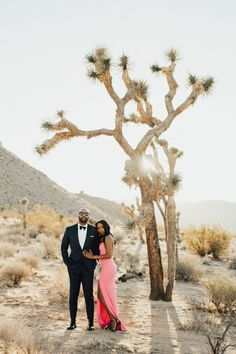 This couple chose the perfect Airbnb for their Joshua Tree engagement shoot - 100 Layer Cake Pink Bachelorette Party, Las Vegas Party, Wedding Photoshoot, Wedding Shoot, Engagement Pictures, Engagement Shoots, Joshua Tree Airbnb, Outdoor Shoot, Joshua Tree National Park