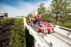Actionreicher Urlaub im Europapark Rust: 3 Tage Aufenthalt mit Frühstück und Tageskarte für den Freizeitpark ab 124 € - Urlaubsheld | Dein Urlaubsportal