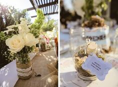 """Fawn Over Baby: A Vintage """"Baby's Nest"""" Themed Baby Shower By Tanori Photo"""