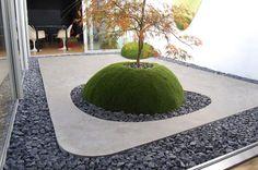 Modern landscaping by VertusStudioAflo | Interior Design Ideas | StudioAflo | Interior Design Ideas