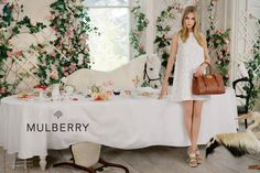 cara mulberry spring summer 2014 1 See More Photos from Cara Delevingnes Mulberry Campaign