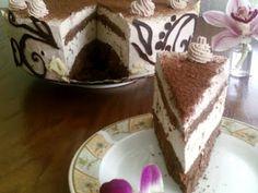 Tort de ciocolata cu mousse de banane, poza 1 Tiramisu, Ethnic Recipes, Banana Mousse, Alternative, Tiramisu Cake