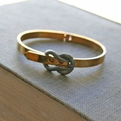 Adjustable Buckle Bracelet