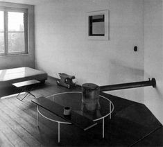 Aldo van Eyck, Steel Ring For The Architects Apartment, 1948