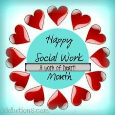 I have been a proud Social Worker for 45 years