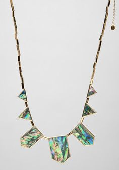 Shop for House of Harlow 1960 House of Harlow Five Station Necklace in Abalone at REVOLVE. Paua Shell, Station Necklace, Minimalist Necklace, Revolve Clothing, Jewelry Collection, Arrow Necklace, Dangles, Jewels, Pendant