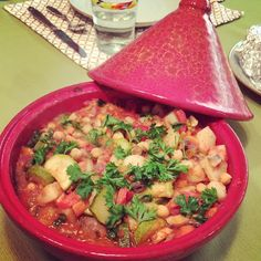 1 Cooking Chick: Moroccan Night