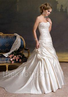 1 wedding by mary's bridal- 5202