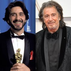 Al Pacino, Today Show, Then And Now, Abraham Lincoln, Actors, Oscars, Film, Movie, Academy Awards