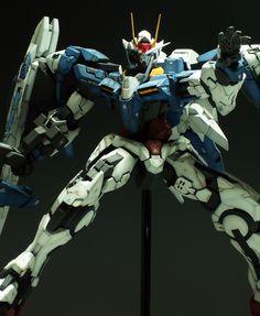 GN-0000 00 Gundam Raiser Ver.Damage