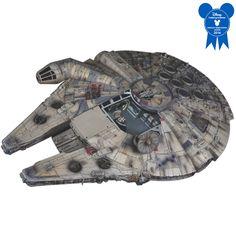 Star+Wars+Millennium+Falcon+|+1:1+Model