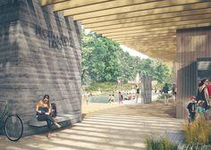 Studio Octopi campaigns to rebuild lost lido in Peckham