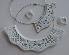 Collection of ceramic jewellery - zaINTERIORA.net
