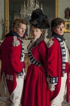 The Scandalous Lady W - Seymour Worsley and Captain George Bisset with Sir Richard Worsley