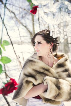 winter wedding Winter Wedding Inspiration, Wedding Shoot, Hair Makeup, Photography, Fashion, Moda, La Mode, Hair Styles, Fasion