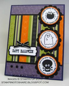 Just Batty! by Speedystamper - Cards and Paper Crafts at Splitcoaststampers