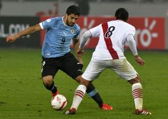 Prediksi Peru vs Uruguay, 29 Maret 2017