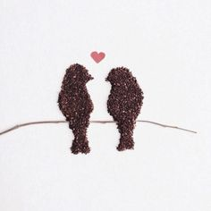 Ground Coffee Illustrations by Liv Buranday