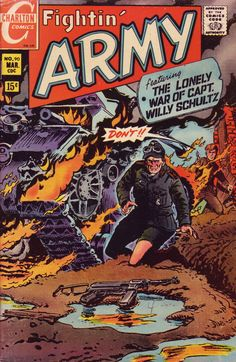 Sam Glanzman, one of the greatest comic book artists of all time