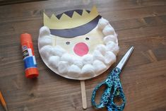 Three Wise Men Craft for Kids - Intentional Dabblings