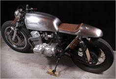 Honda CB750F SS On Stand