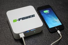 Must Have It ! : G-POWER STX # Charging Iphone, any Smart Phone, Unlimited Battery Capacity#