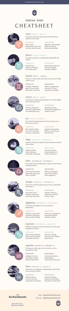 The 12 Zodiac Signs List Infographic: zodiac, astrology, horoscopes, magic, wicc… – pisces constellation tattoo Zodiac Sign List, Zodiac Signs Horoscope, Zodiac Star Signs, Astrology Zodiac, Astrology Signs, Zodiac Facts, Gemini, Astrology Houses, Natal Chart Astrology