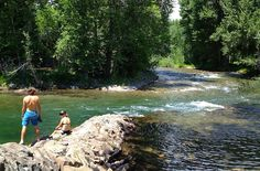Idaho's Hidden Gems...Idaho has a lot of unknown special sights that add to those special memories of a vacation.