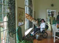 """""""Disabled Travelers Guide To The World""""     This couple has traveled all over the world together, she in a wheelchair.  Quite an inspiration!"""