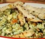 hcg chicken basil pesto