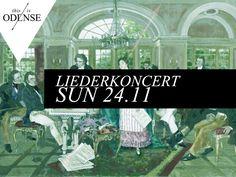 Liederkoncert #CarlNielsenMuseet #Lied #Lieder #Concert #free #sunday #odense #DetFynskeSangselskab #SyddanskMusikkonservatorium #SMKS #Schubert www.thisisodense.dk/5060/liederkoncert