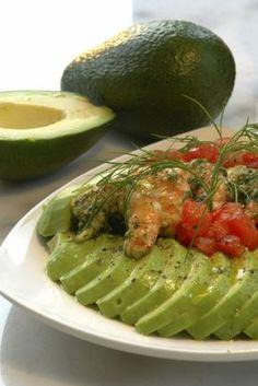 Салат из авокадо и креветок - любимое блюдо Аллы Пугачевой - Рецепты - LADY.tsn.ua