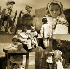 Deti Horehronia, r.1930 - 1957 - Pohorelá,Heľpa,Šumiac Heart Of Europe, Big Country, History, Recipes, Painting, Life, Beautiful, Historia