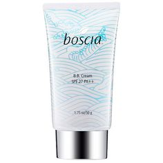 Boscia Beauty Balm: This is another great BB Cream. It's a tad light for me for the spring and summer months when I'm a bit tanner, but it creates a flawless natural look that is to die for. Sold at Sephora and Ulta. Sephora, Bobby Brown, Maybelline, Skin Color Chart, Blemish Balm, Beauty Balm, Even Out Skin Tone, Exfoliate Face, Best Oils
