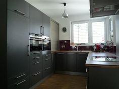 Ja, ich will eine graue Küche