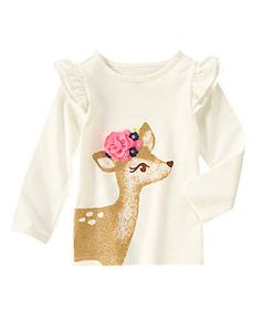 Sparkle Fawn Top