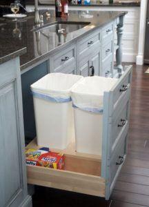 ideas para ahorrar espacio en la cocina 3