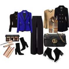 A fashion look from January 2017 by tammydevoll featuring Neiman Marcus, BLK DNM, Osman, Geox, Miss Selfridge, Alexander Wang, rag & bone, Gucci, Kat Von D and...