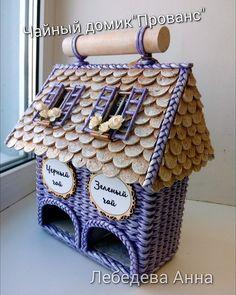 Scarf Knots, Newspaper Basket, Baby Baskets, Paper Weaving, Basket Weaving, Diy, Photo Wall, Handmade, Crafts