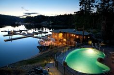 Painted Boat Resort Spa B.C.