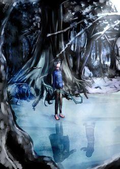 Reflection - Jack Frost by Cool-Kimmy.deviantart.com on @deviantART