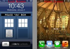 This iPhone is a T.A.R.D.I.S.: It's bigger on the inside. I think this is what I need to do! :o